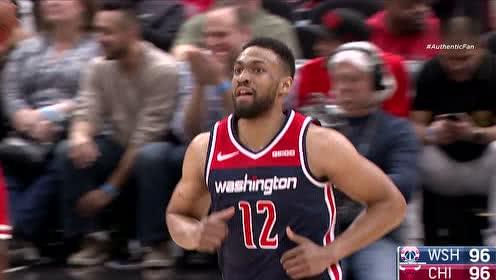 2019年03月21日NBA常规赛 奇才VS公牛 全场录像回放视频