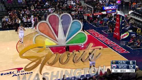 2019年03月22日NBA常规赛 掘金VS奇才 全场录像回放视频