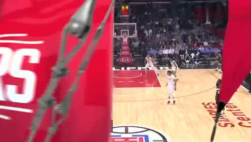 2019年04月04日NBA常规赛 火箭VS快船 全场录像回放视频