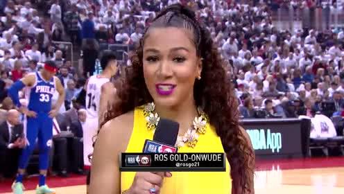 2019年04月28日NBA季后赛 76人VS猛龙 全场录像回放视频