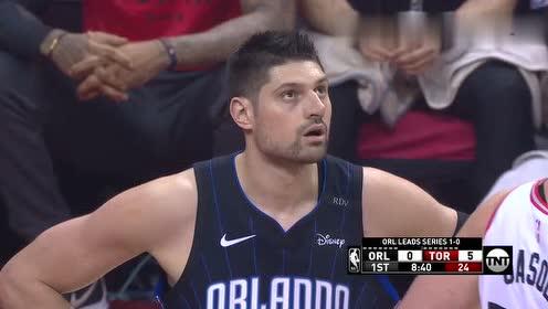 2019年04月17日NBA季后赛 魔术VS猛龙 全场录像回放视频