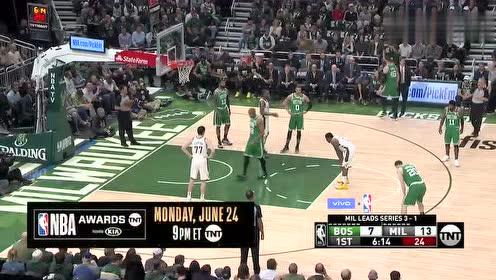 2019年05月09日NBA季后赛 凯尔特人VS雄鹿 全场录像回放视频