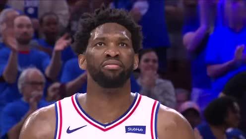 2019年05月03日NBA季后赛 猛龙VS76人 全场录像回放视频