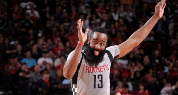 [lol本赛季什么时候结束]本赛季比之前更有望拿到MVP?哈登:绝对的