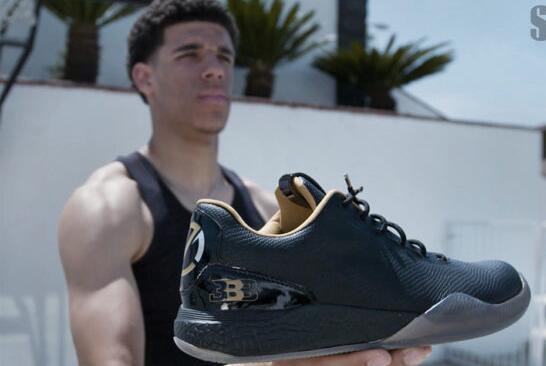【球哥看完想打人】球哥推出个人签名鞋 售价495美元远超詹皇库里