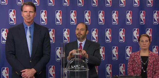 [nba官方旗舰店]NBA官方公布各队参加明日乐透抽签仪式代表