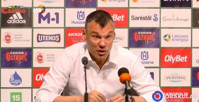 [立陶宛乙组联赛]立陶宛联赛教练教育记者:冠军也比不上你的孩子