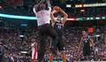 【今天nba总决赛裁判】NBA裁判的逗比画面:遭布泽尔铁拳锤档
