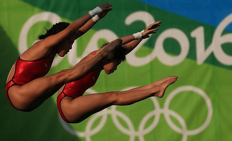 双十一优惠_【女双十米台五连冠】2016奥运女双十米台五连冠完整视频