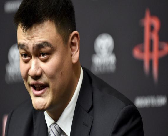 姚明当选篮协主席 中国篮协主席什么级别