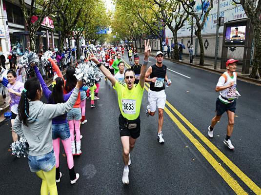 2016上海国际马拉松赛路线2015|【2016上海国际马拉松赛路线】2016上海马拉松比赛时间地点