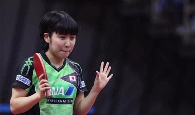 刘国梁八岁侄女霸气宣战平野美宇 日本天才叫苦:还有十年好难抗