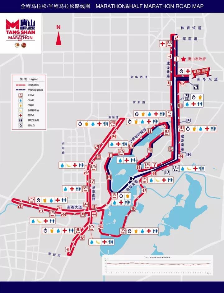 2017成都国际马拉松|2017唐山国际马拉松比赛时间 唐山国际马拉松全程线路图