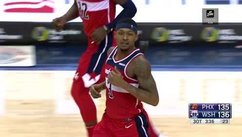 2018年12月23日NBA常规赛 太阳VS奇才 全场录像回放视频
