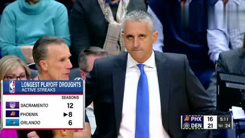 2019年01月26日NBA常规赛 太阳VS掘金 全场录像回放视频