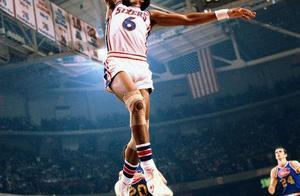 NBA飞行演化史,J博士、乔丹、卡特三代飞人引领扣篮时代