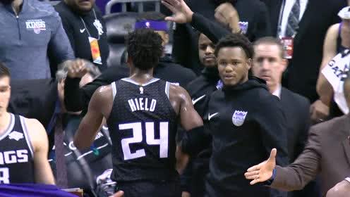 2019年01月09日NBA常规赛 国王VS太阳 全场录像回放视频