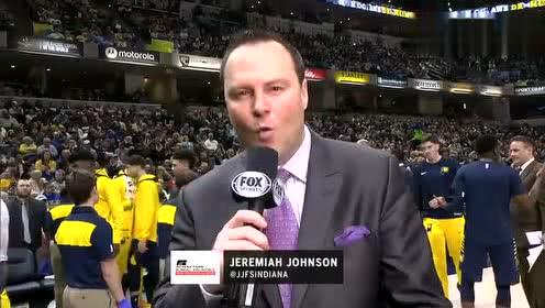 2019年01月24日NBA常规赛 猛龙VS步行者 全场录像回放视频