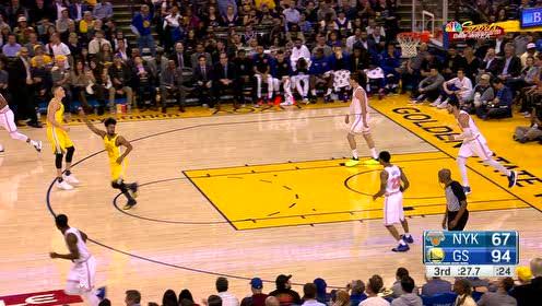 2019年01月09日NBA常规赛 尼克斯VS勇士 全场录像回放视频