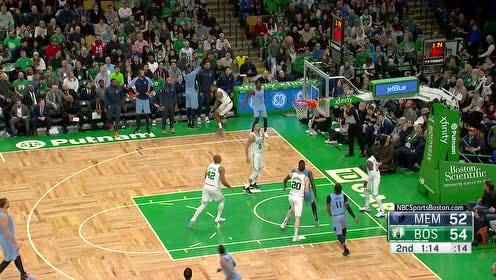 2019年01月19日NBA常规赛 灰熊VS凯尔特人 全场录像回放视频