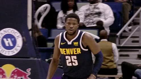 2019年01月31日NBA常规赛 掘金VS鹈鹕 全场录像回放视频