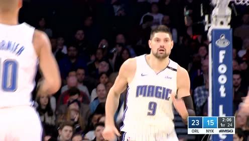 2019年02月27日NBA常规赛 魔术VS尼克斯 全场录像回放视频