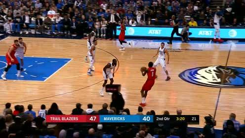 [得分]奈何身体素质太优秀 努尔基奇顶着克勒贝尔转身上篮得手