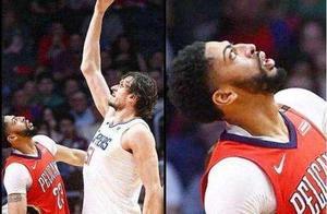 臂展都是2.33,为何博班能够立足NBA,周琦却被裁回到辽宁队