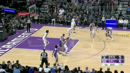 2019年03月20日NBA常规赛 篮网VS国王 全场录像回放视频