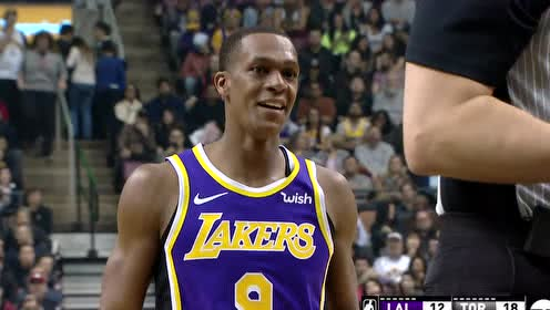 2019年03月15日NBA常规赛 湖人VS猛龙 全场录像回放视频
