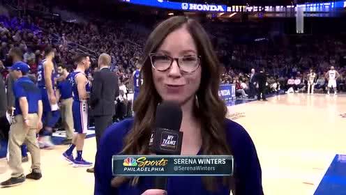 2019年03月06日NBA常规赛 魔术VS76人 全场录像回放视频