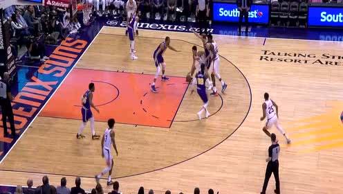 戈贝尔vs太阳集锦 18分20篮板篮下吃饼洞穿内线