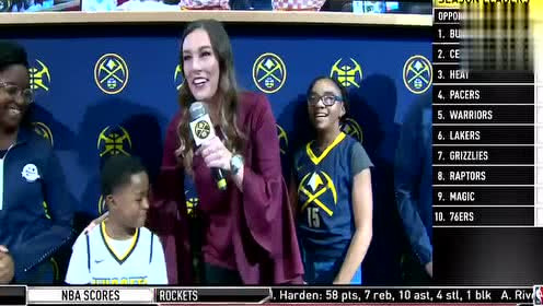 2019年03月01日NBA常规赛 爵士VS掘金 全场录像回放视频
