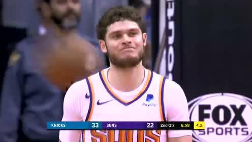 2019年03月07日NBA常规赛 尼克斯VS太阳 全场录像回放视频