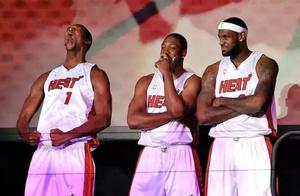 接连三将迎来球衣退役,三巨头有望重聚迈阿密,两人已预定名人堂