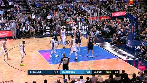 2019年03月03日NBA常规赛 灰熊VS独行侠 全场录像回放视频