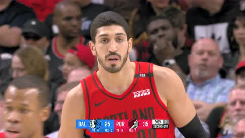 2019年03月21日NBA常规赛 独行侠VS开拓者 全场录像回放视频