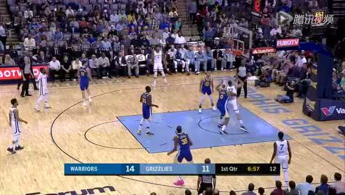 2019年03月28日NBA常规赛 勇士VS灰熊 全场录像回放视频