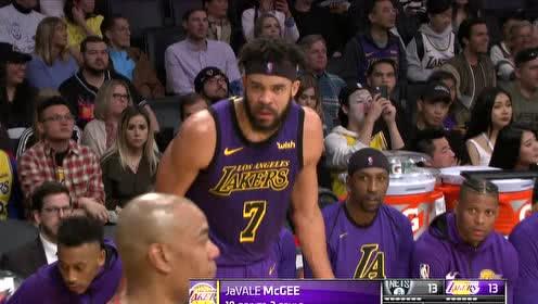 2019年03月23日NBA常规赛 篮网VS湖人 全场录像回放视频