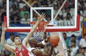 你知道吗?克罗地亚1992年奥运会还是领先过梦之队1分钟的