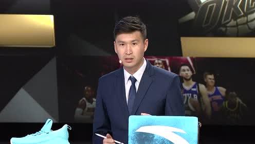 [回放]热火vs雷霆第3节 阿德巴约后场抢断一条龙暴扣