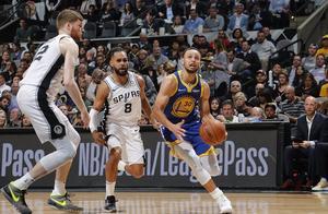 一战刷新NBA纪录!马刺为何能赢勇士?这数据揭马刺9连胜的原因