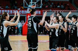 广东有望夺WCBA首冠,主帅:把包袱丢给八一