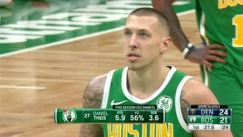 2019年03月19日NBA常规赛 掘金VS凯尔特人 全场录像回放视频