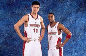 NBA历史上这5位球员多次入选全明星且全部首发,杜兰特都没做到