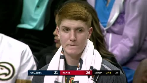 2019年03月14日NBA常规赛 灰熊VS老鹰 全场录像回放视频