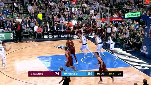 2019年03月17日NBA常规赛 骑士VS独行侠 全场录像回放视频