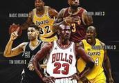 """NBA联盟史上,有没有一套可以比肩""""魔神皇佛鲨""""的阵容,你怎么看?"""