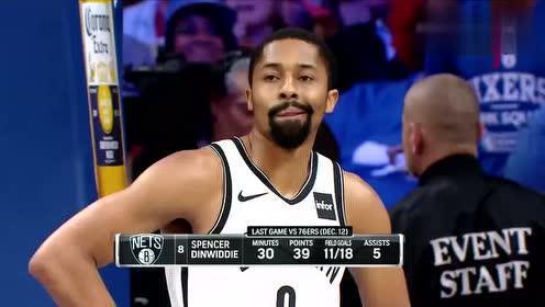 2019年03月29日NBA常规赛 篮网VS76人 全场录像回放视频