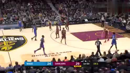 2019年03月04日NBA常规赛 魔术VS骑士 全场录像回放视频